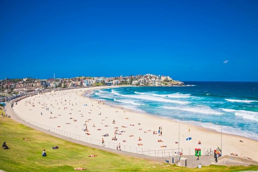 Bondi tengerpart, Sydney