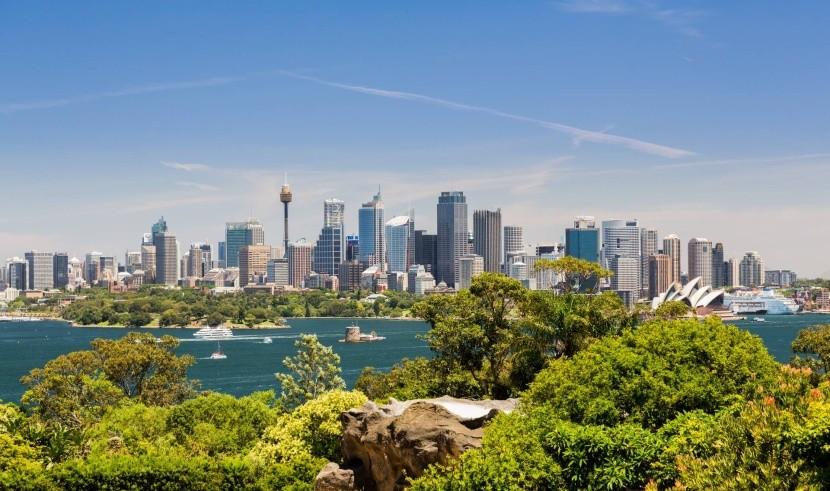 Sydney Ausztráliában