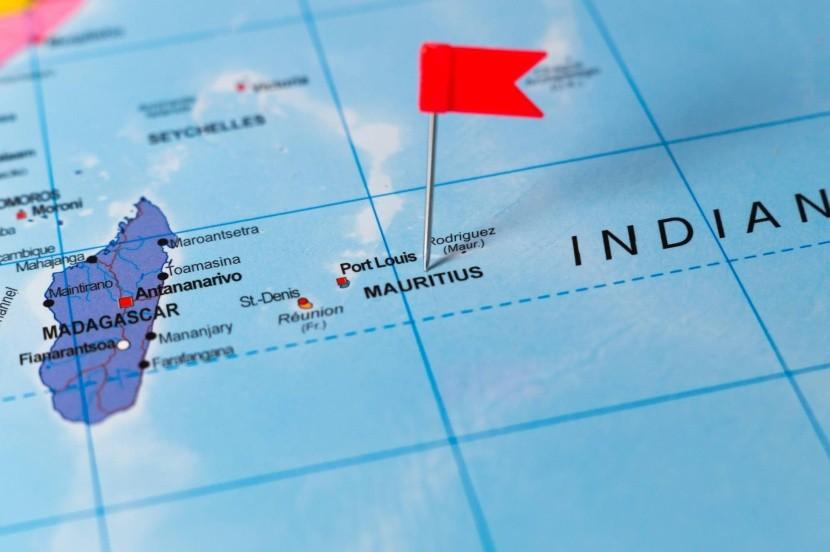 Hol fekszik Mauritius?