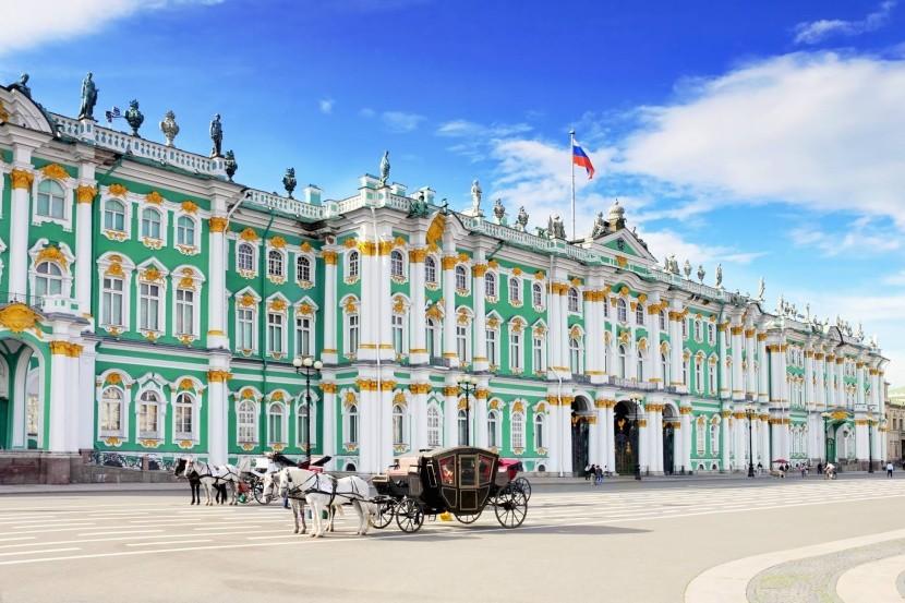 Téli Palota, Ermitázs, Szentpétervár