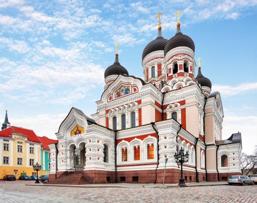 Alexander Nyevszkij katedrális, Tallinn