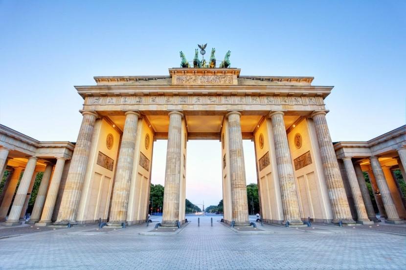 Brandenburgi kapu, Berlin