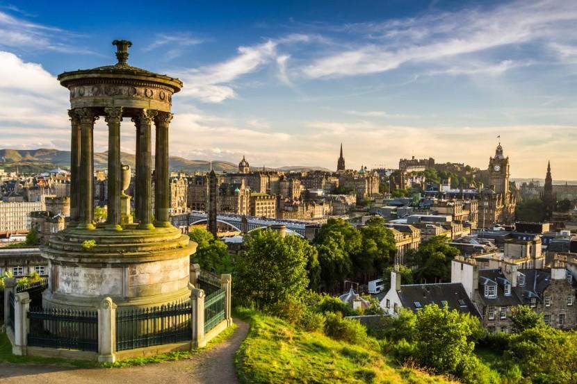 Edinburgh – ki ne szeretne ide visszatérni?