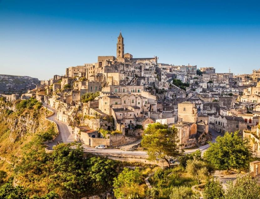 Matera, Basilicata, Olaszország