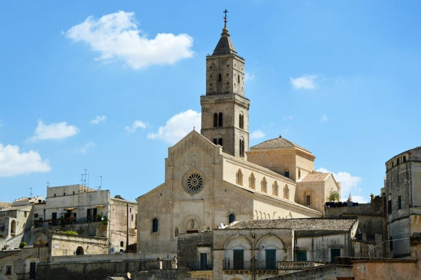 A katedrális Materában