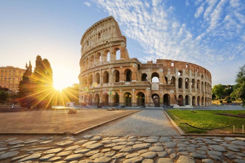A Colosseum Rómában