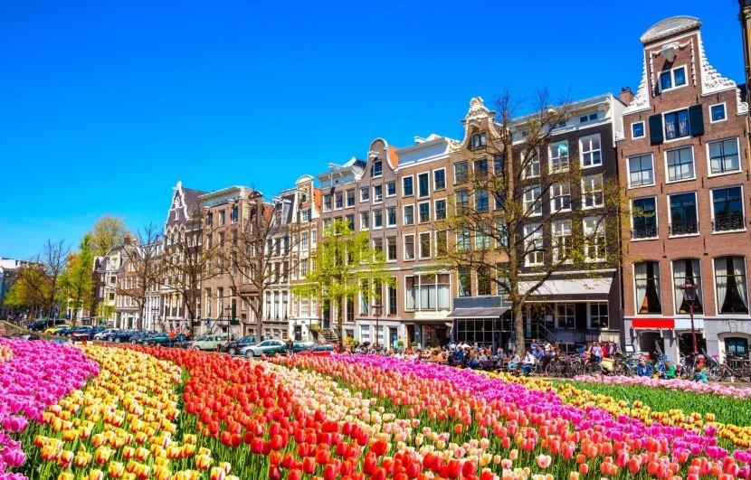 Amszterdam - a tulipánok földjén