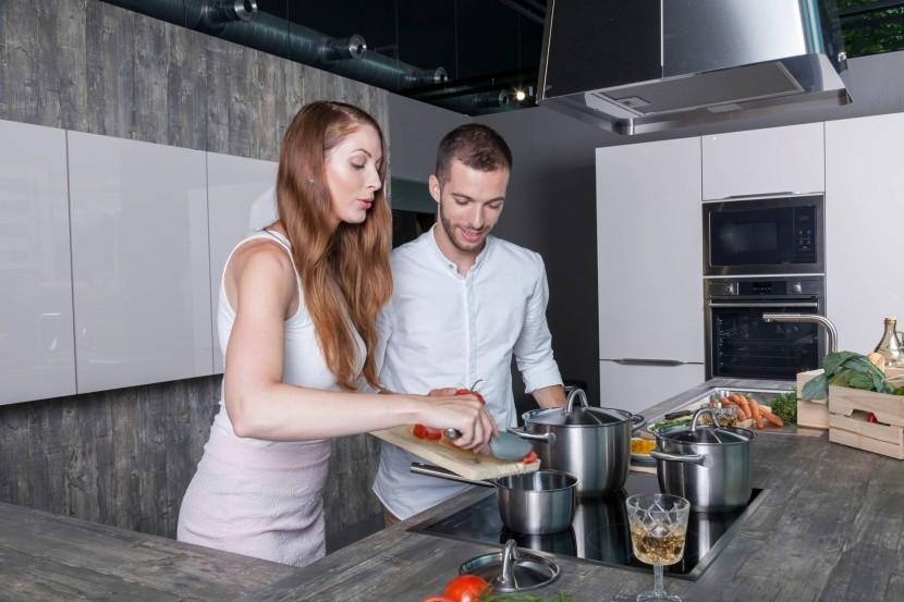 A minestrone elkészítése