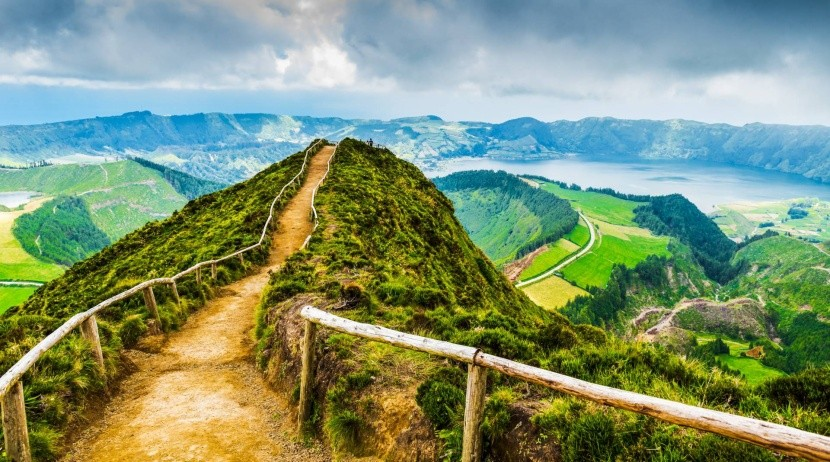 Azori-szigetek: ideális a természet szerelmes