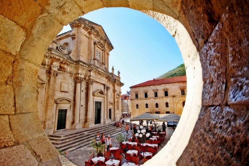 Dubrovnik, katedrális
