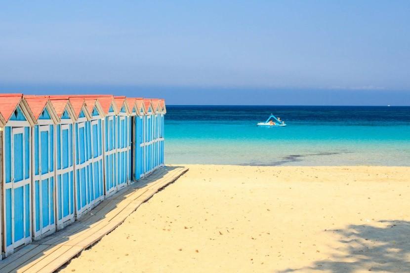 Mondello tengerpartja