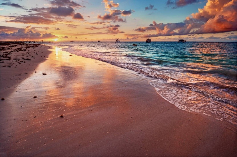 San Leone tengerpartja