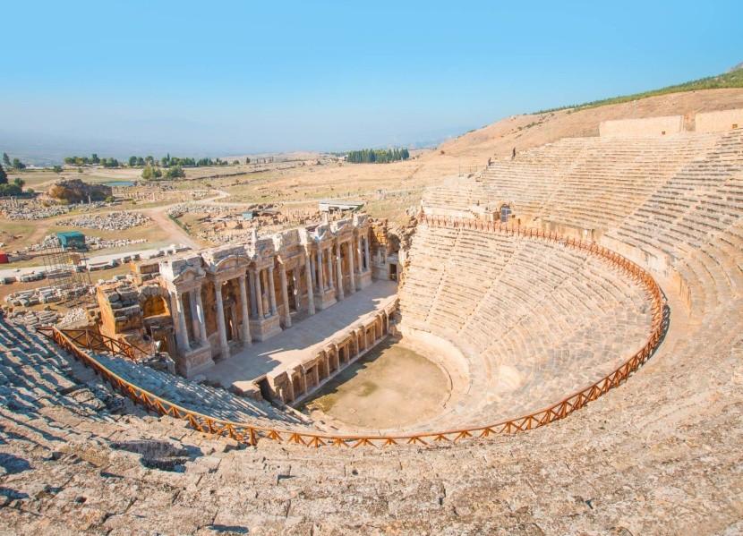 Hierapolisz, Törökország