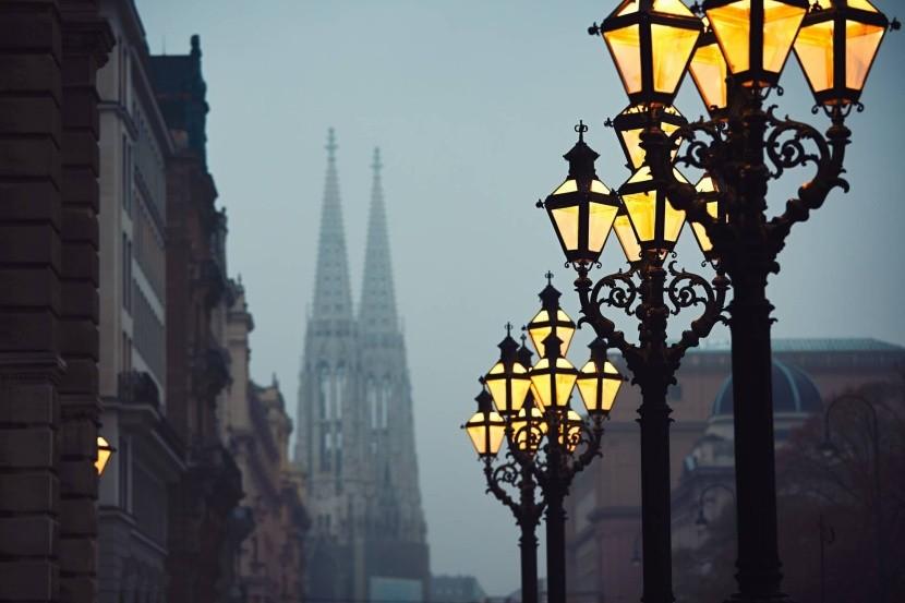 Bécs varázslatos hangulata