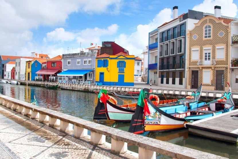 Aveiro, Portugália