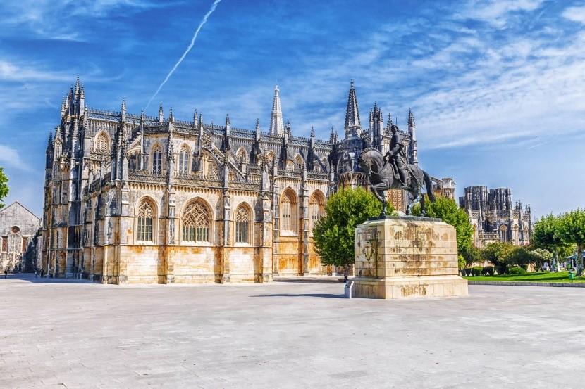 Batalha kolostor, Portugália