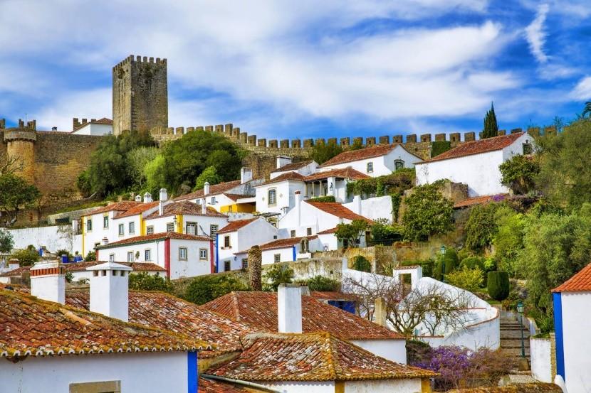 Óbidos, Portugália