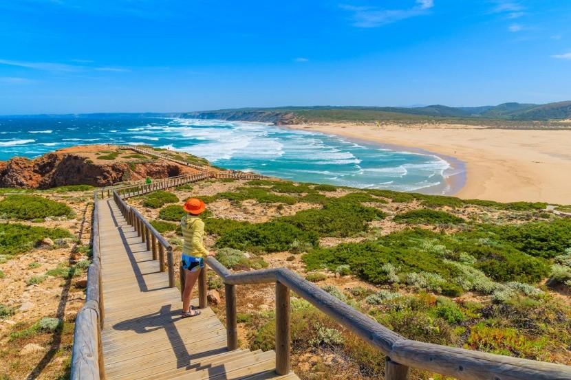 Praia de Bordeira, Portugália