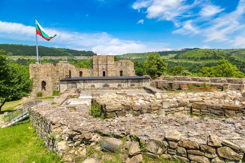 Tsarevets erőd