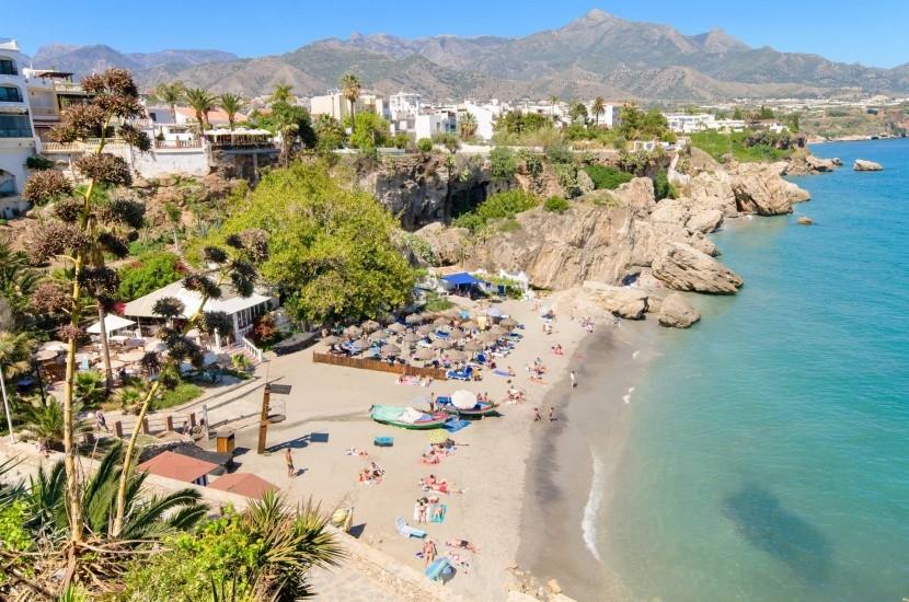 Nerja, Spanyolország