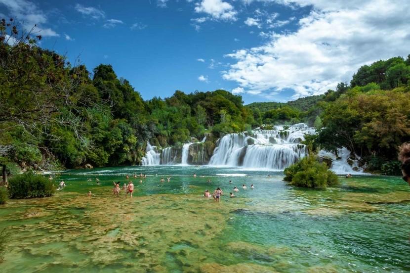 Krka Nemzeti Park (Horvátország)