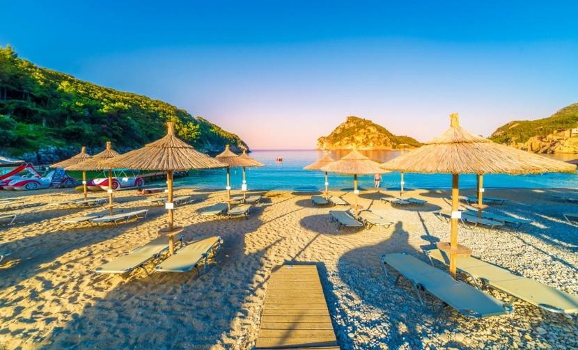 Korfu legszebb strandjai