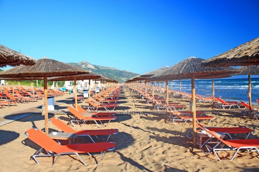 Banana Beach, Zakynthos