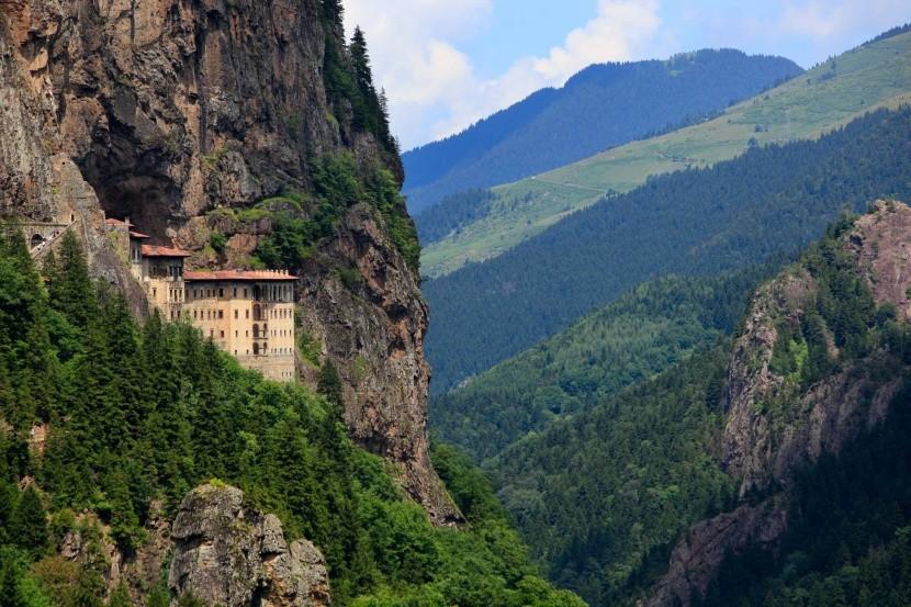 Sümela-kolostor