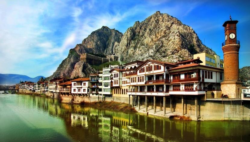 Amasya városa