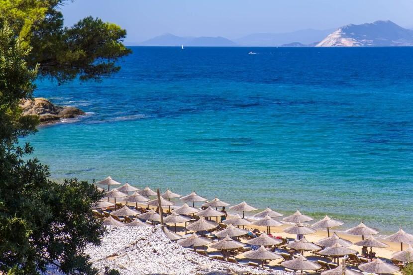Banana Beach - Skiathos, Görögország