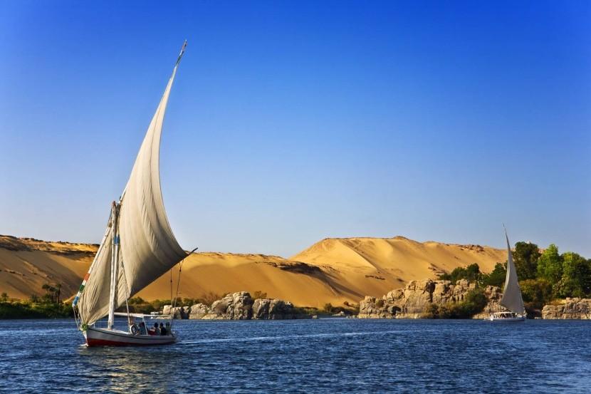 Nílusi vitorlás