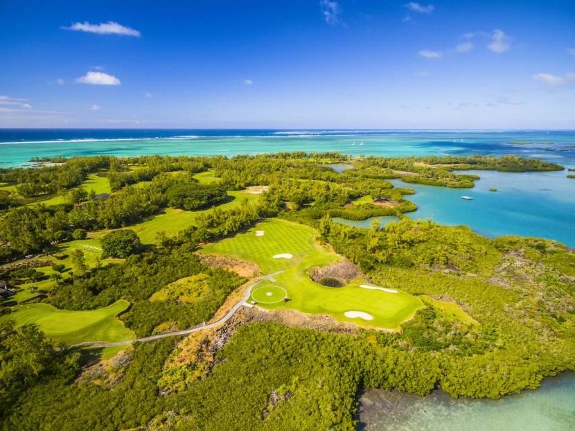 Golfpálya Mauritiuson