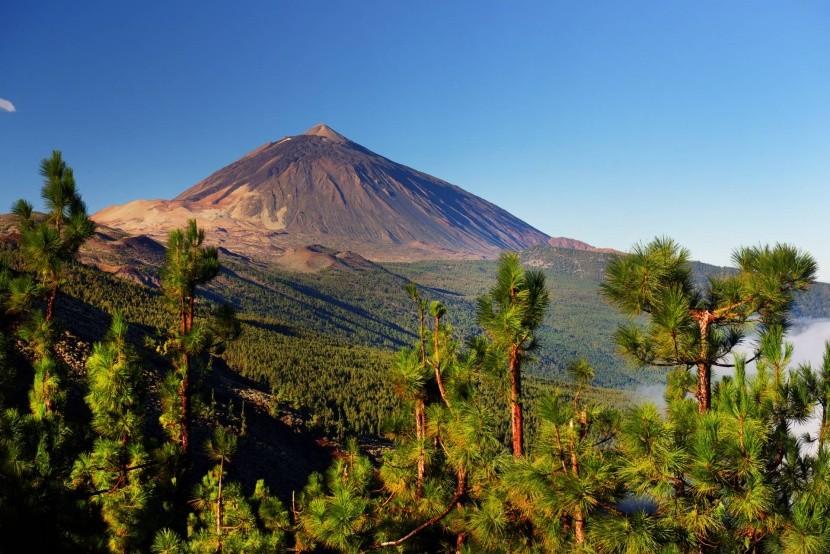 A Teide Nemzeti Park, Tenerife