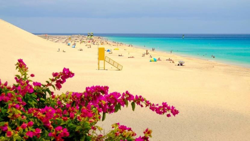Playa de Matorral, Fuerteventura