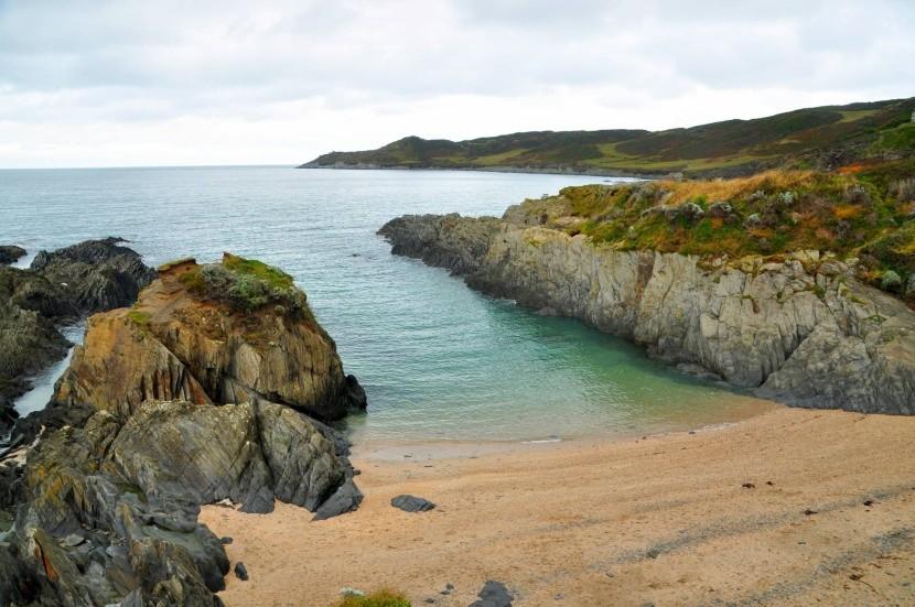 Barricane Beach, Devon, Anglia