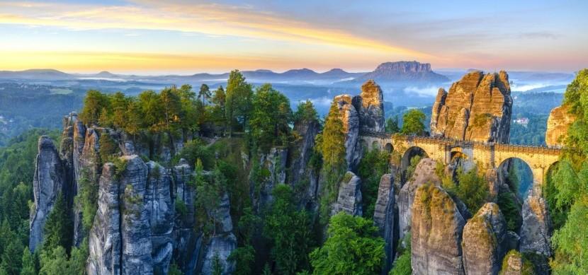 Szász Svájc Nemzeti Park