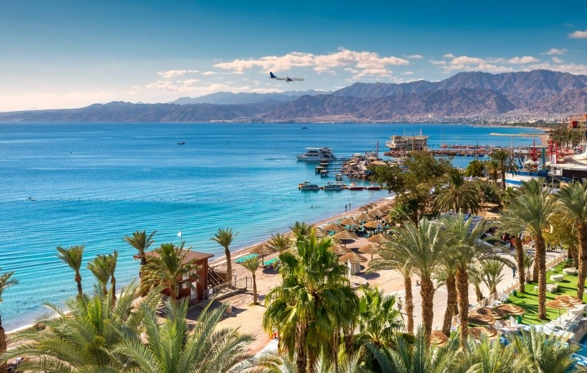 Eilat, Izrael legdélebbi csücske