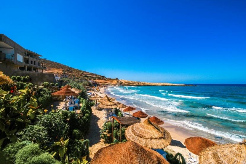Napüdvözlet a tunéziai nyaraláson