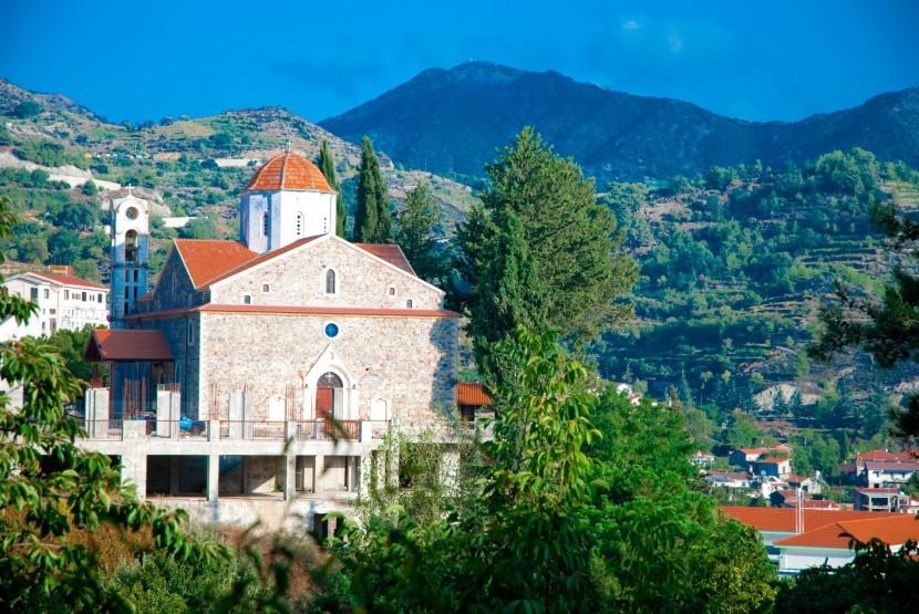 Húsvétolás Cipruson