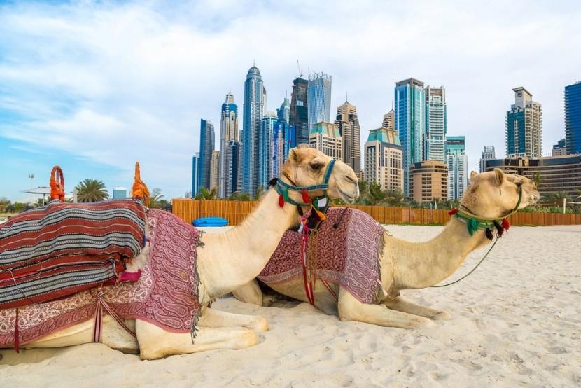 Nyaralás az Egyesült Arab Emirátusokban
