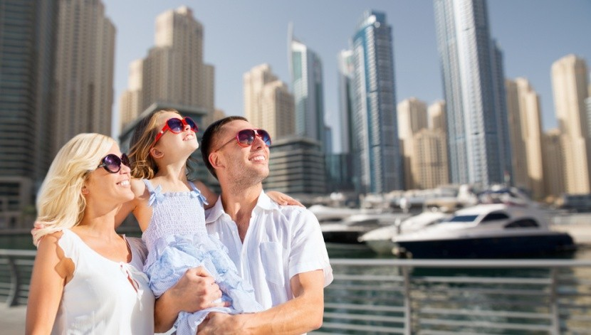 Nyaralás Dubajban gyerekekkel