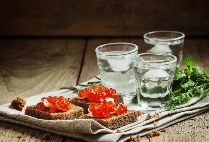 Vodka és kaviár