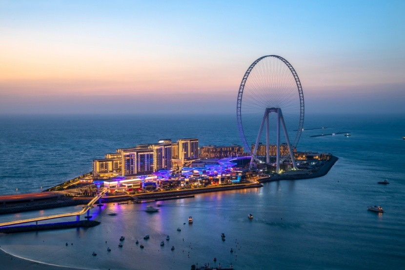 Dubai Eye - 2020