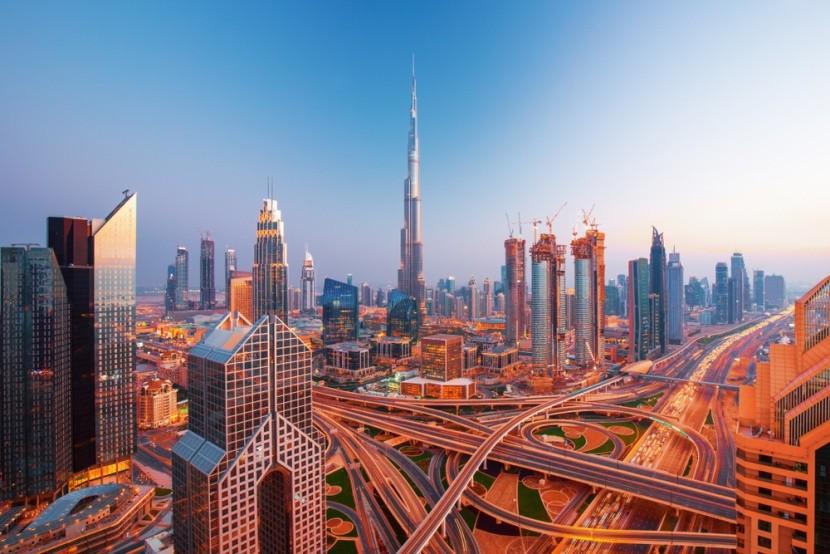 Dubaj a jövő városa