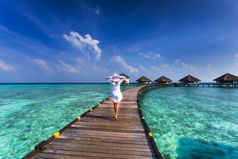 Maldív-szigetek, a Földi Paradicsom
