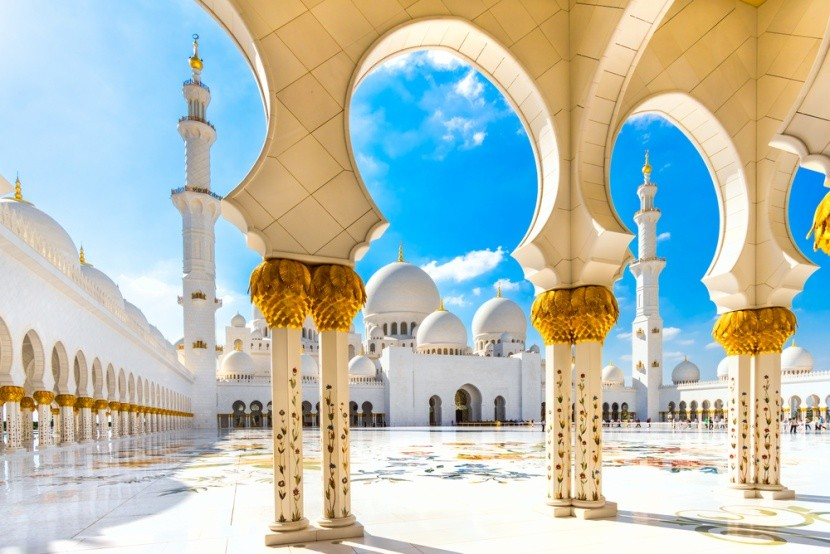 Abud Dhabi, Sheikh Zayed Grand Mosque
