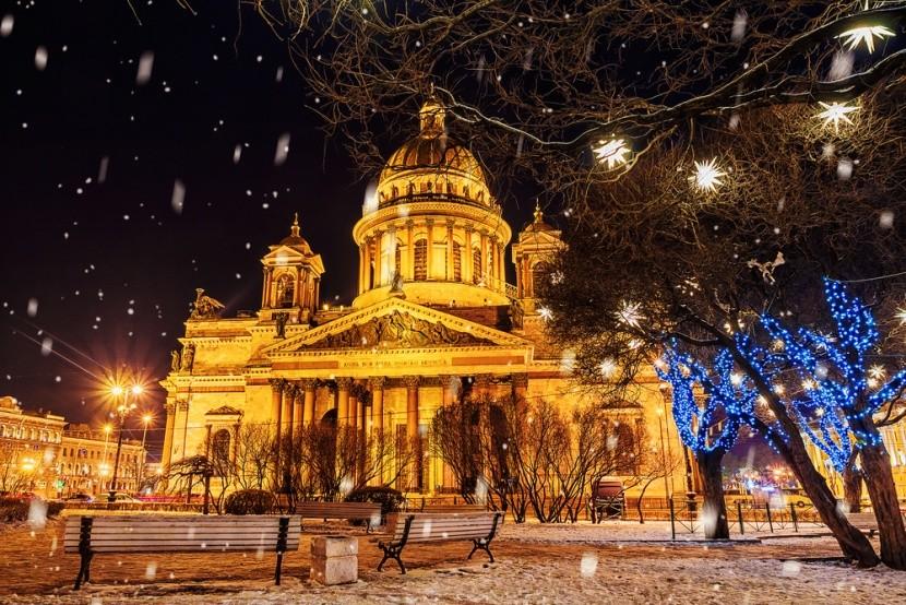Szent Izsák-katedrális