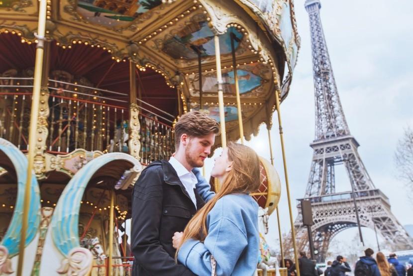 Karácsonyi romantikázás Párizsban