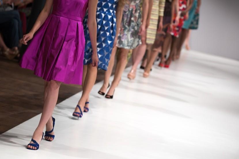 Fashion Week - a kifutók világa