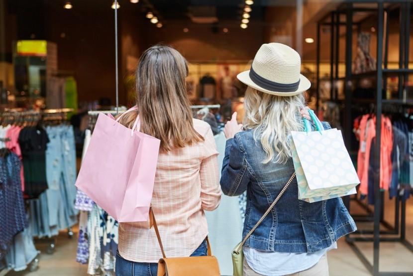 Shopping-paradicsom